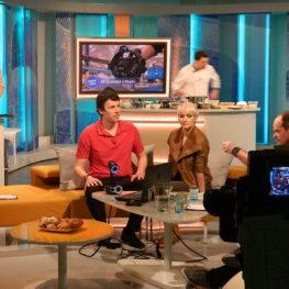 Povídání o 3D skenování v pořadu Dobré ráno na ČT2