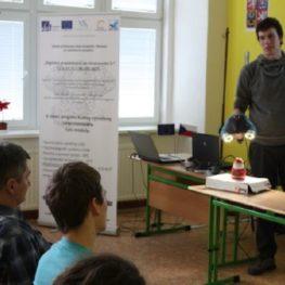 6. ročník regionální soutěže Olomouckého kraje v CAD programech