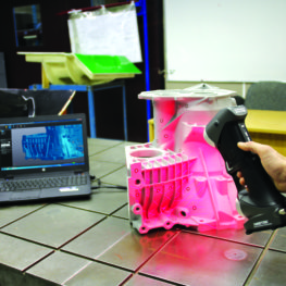 Webinář - nové 3D skenery firmy Creaform