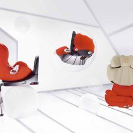 3D Skenování autosedaček - vývoj a design