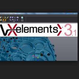 Nová verze programu VXelements 3.1