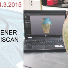 Registrace na webinář - Go!SCAN pro design, umění a archeologii