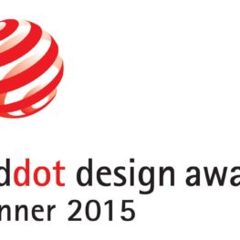 Handyscan 3D vyhrál prestižní cenu Red Dot Award 2015