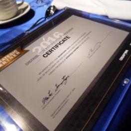 3D SCAN získal ocenění CREAFORM Strategic Partner pro rok 2016