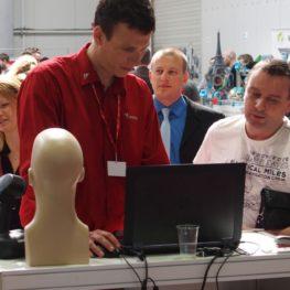 3DEXPO výstava 3D technologií