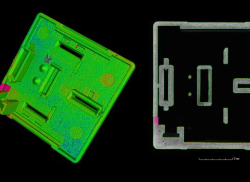 Porovnání vůči CAD modelu