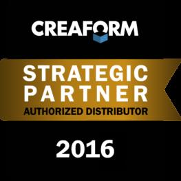 3D SCAN získal ocenění CREAFORM Strategic Partner pro rok 2018