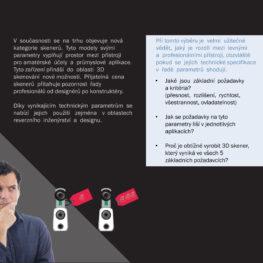 Rozdíl mezi drahými a levnými 3D skenery