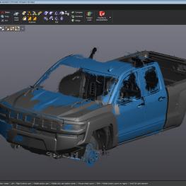 3D skenování pro Burekone s.r.o.