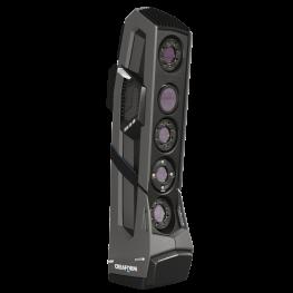 Nové 3D skenery HandySCAN BLACK a Go!SCAN SPARK
