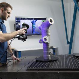 Webinář 3D skenování ve slévárenství