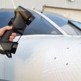 SmartDENT 3D™ - SW pro leteckou údržbu