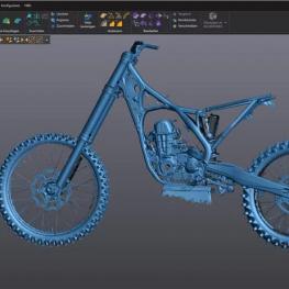 Optimalizace motorek KTM