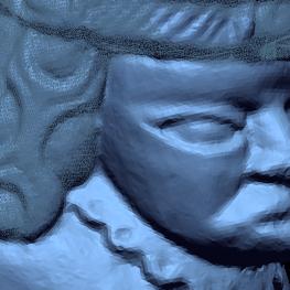 Přesnost a rozlišení při 3D skenování