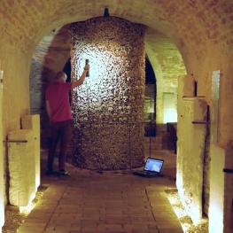 3D skenování v Kostnici sv. Jakuba