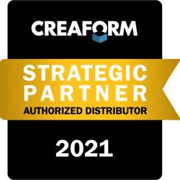 3D SCAN získal ocenění CREAFORM Strategic Partner pro rok 2021