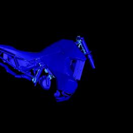 Tvorba komponentů pro offroad motorky