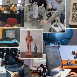 3D skenování ve školách